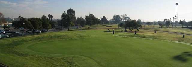 Victoria GC: Practice area