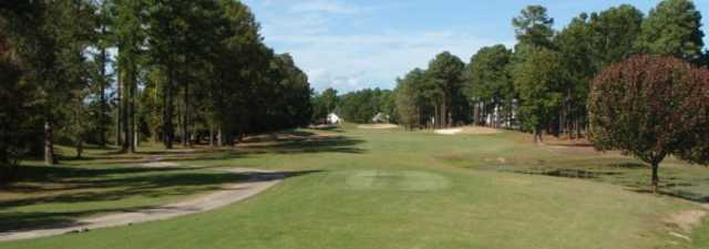 Fox at River Oaks Golf Plantation: #6