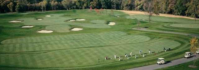 Regents' Glen CC: Practice area