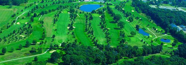 Fenton Farms GC: Aerial view