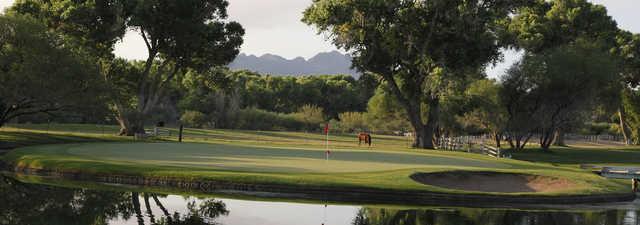 Tubac Golf Resort: Anza's #9