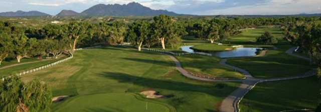 Tubac Golf Resort: Rancho #9