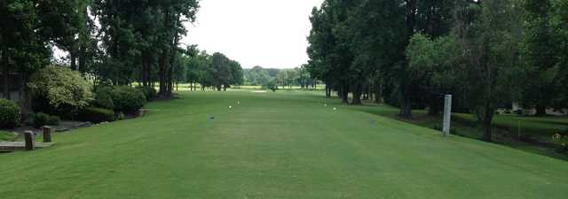 Wedgewood GC: #18