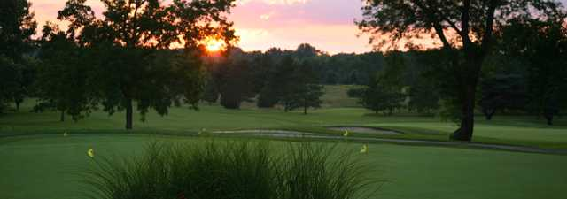 Atwood Homestead GC: Practice area