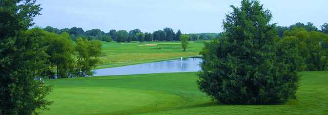 Wetlands GC: #18