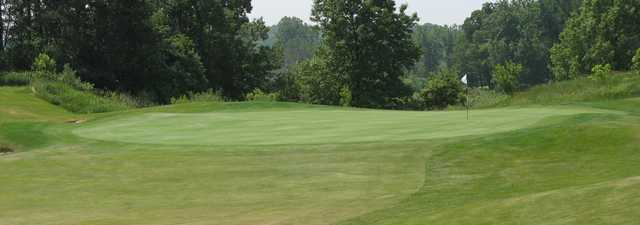 Pierce Lake GC: #8