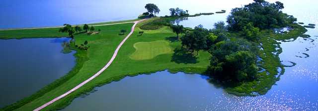 Prairie Lakes GC - White: #5