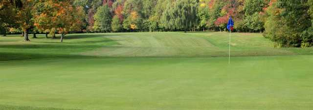 The Woods at Possum Run GC: #13