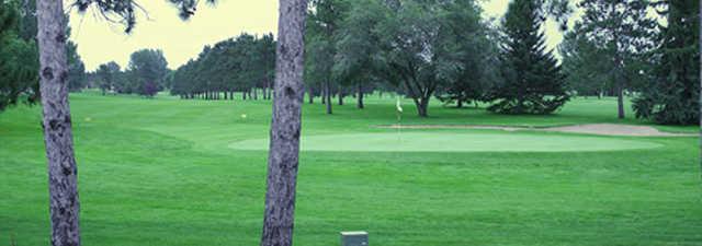 Perham Lakeside CC - Maple: #2
