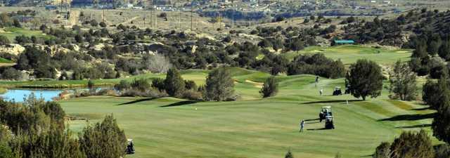 Pinon Hills GC: #1