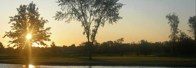 Sparrow Lakes G.C - Heron