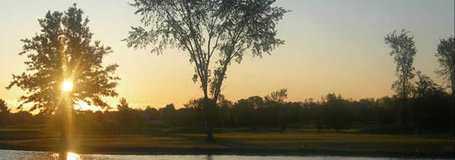 Sparrow Lakes G.C - Heron