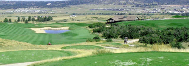 Patty Jewett GC - Plains Nine