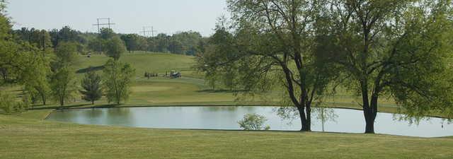 Lakes at Tri Cities GC: #1