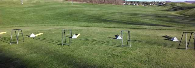Ranch GC: Driving range