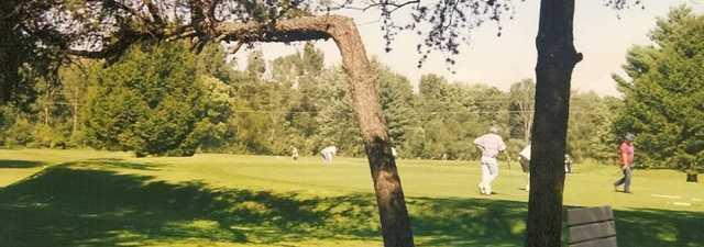 Bent Pine GC