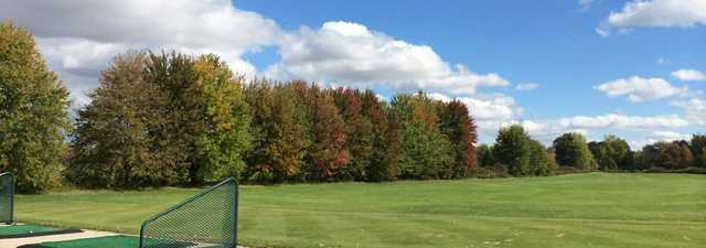 Crumlin Creek GC: Driving range