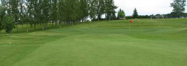 Tipsinah Mounds GC: #13