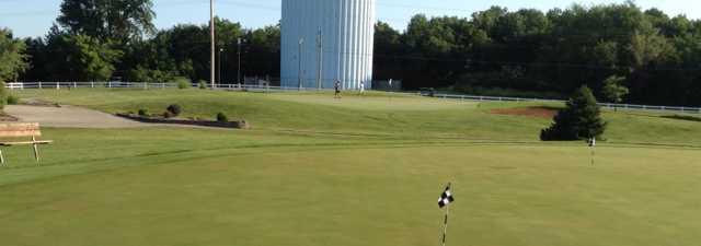 Green Hills GC: Practice area