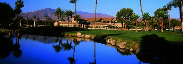 Indian Palms GCC: Clubhouse
