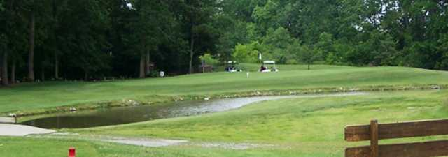 Pike Run GC: #14