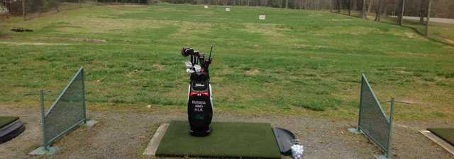 White Plains GC: Driving range