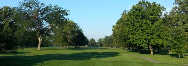 Reid Memorial Park GC