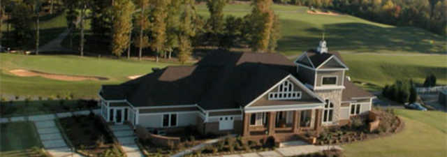 Oak Mountain Championship GC: clubhouse