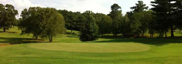 Big Spring Lake Golf: #9
