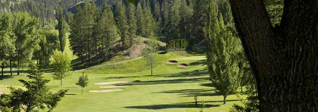 Twin Lakes GC: #10