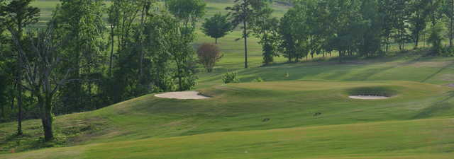 Eagle's Nest GC at Lake Guntersville State Park