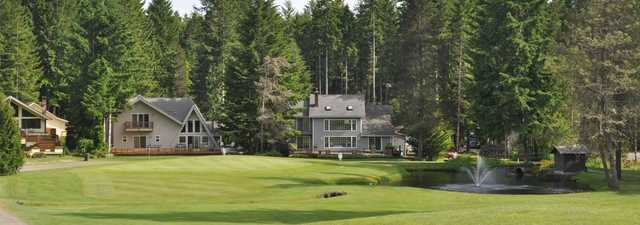 Lake Cushman GC