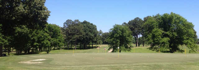 Natchez Trace GC: Practice area