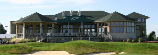 Grey Hawk GC: clubhouse