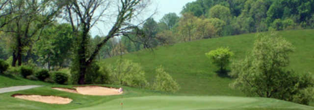 Crockett Ridge GC: #1