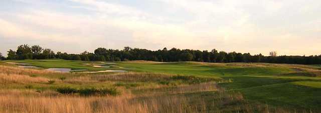 Mercer Oaks GC - East: #14