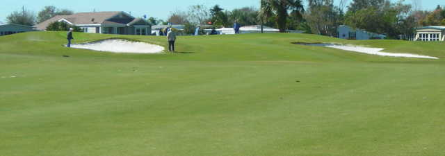 Barefoot Bay Golf & Recreation Park: #1