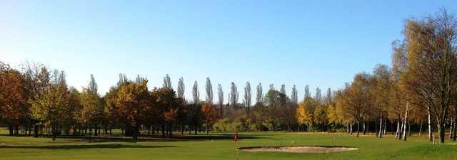 Calderfields green
