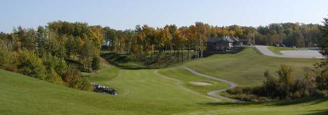 Autumn Ridge GC: #1