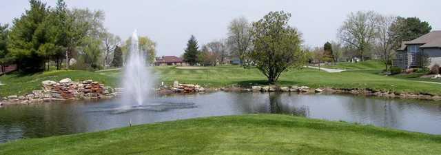 Cardinal Creek GC - Center: #9