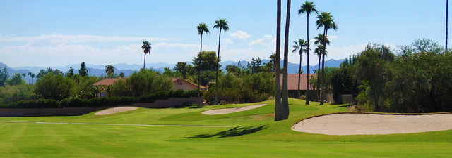 Desert Canyon GC: #18