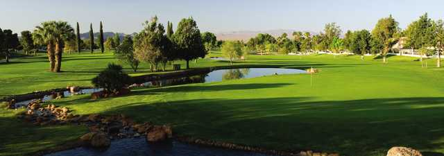 Boulder City Municipal GC: #8