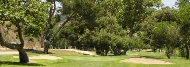 Fallbrook GC: #7 tee