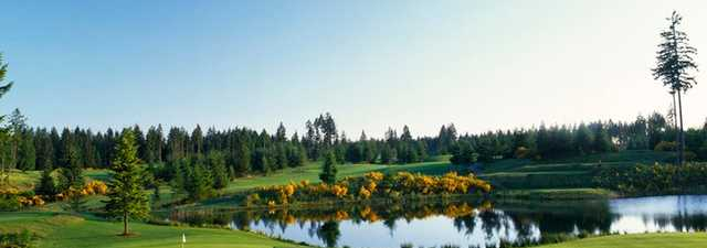 Olympic at Gold Mountain GC: #16