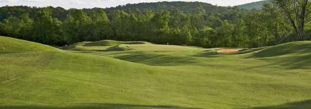 Cherokee Valley GC: #10