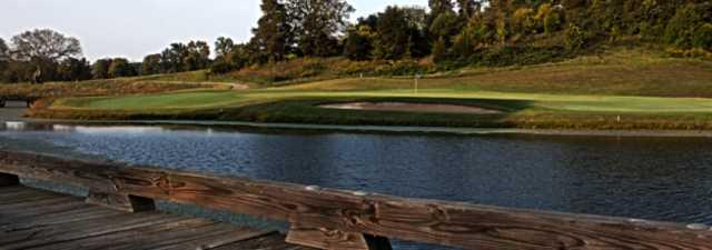 The Manor Golf Club: #18