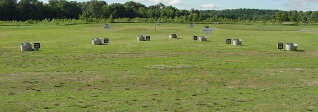 Midway GC: driving range