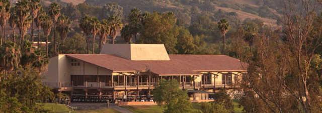 Los Angeles Royal Vista GC: clubhouse