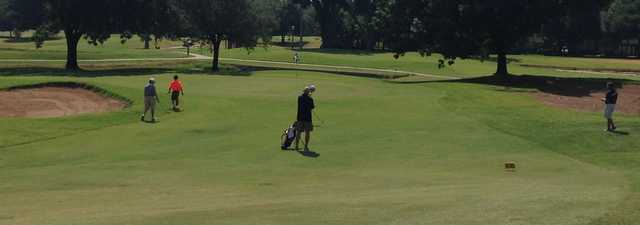 Old at Firewheel Golf Park: #7