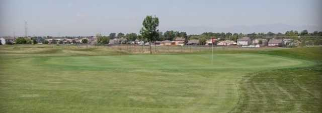Coyote Creek GC: #16